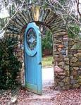 door and the gateway