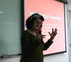 2015 Nov Liza workshop photo