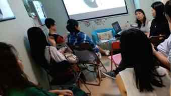 Studygroup May